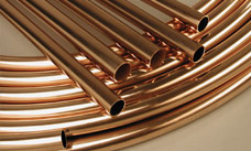 Tubes & Sections of Copper Based Alloys